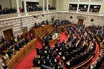Hellenic Parliament, Athens, Greece