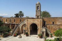 Holy Trinity Monastery (Agia Triada), Akrotiri, Greece