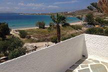 Martselo beach, Parikia, Greece