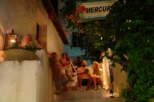 Mercurius Cocktail Bar, Skopelos Town, Greece