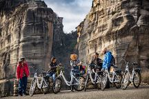 Meteora e-Bike, Kalambaka, Greece