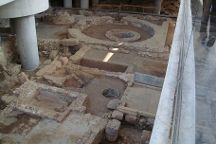 Museum of the Center for the Acropolis Studies, Athens, Greece