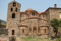 Mystras, Sparta, Greece