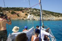 Naxos Sailing Tours, Naxos Town, Greece