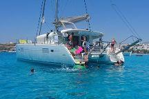 Naxos Yachting Catamarans Danae & Rena, Naxos, Greece
