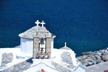 Panagitsa of Pyrgos, Skopelos Town, Greece