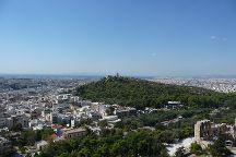 Philopappos Hill, Athens, Greece