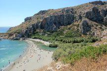 Preveli Beach, Lefkogia, Greece