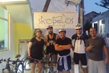 Skopelos Cycling, Skopelos Town, Greece