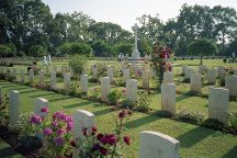 Souda Bay War Cemetery, Souda, Greece