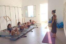 Stretch Pilates, Paros, Greece