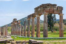 Brauron Archaeological Site, Vravrona, Greece