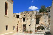 The Holy Monastery of Preveli, Rethymnon, Greece