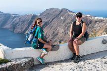 Trekking Hellas, Santorini, Greece