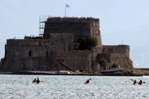 Tribal Kayak, Nafplio, Greece