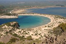 Voidokilia Beach, Petrochori, Greece