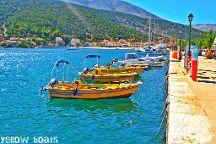 Yellow Boats Kefalonia