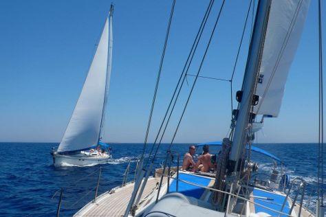 Blue Water Sailing, Kos, Greece
