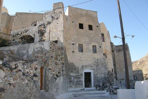 Castelli of Emporio, Emporio, Greece