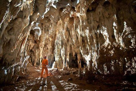Cave of Alistrati, Alistrati, Greece