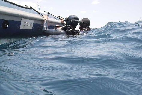 Coastal Diving Center, Tsilivi, Greece