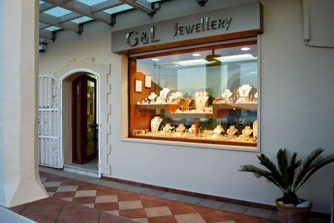 George and Lilian's Jewellery, Almyrida, Greece
