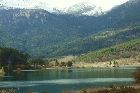 Lake Doxa, Feneos, Greece