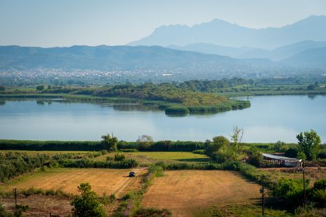 Lake Trichonida, Agrinio, Greece