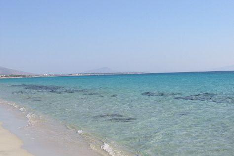 Maragas Beach, Agios Prokopios, Greece