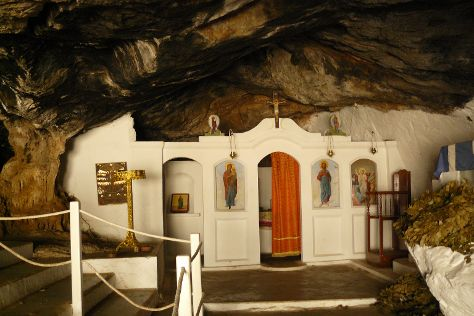 Milatos Cave, Milatos, Greece