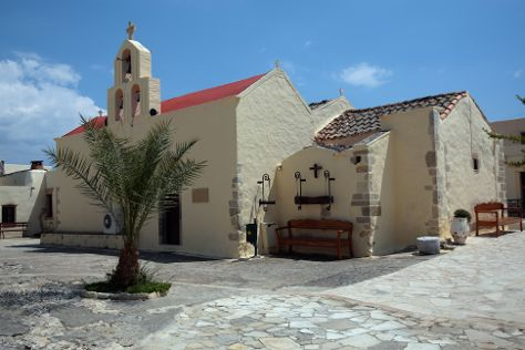 Moni Odigitrias, Sivas, Greece
