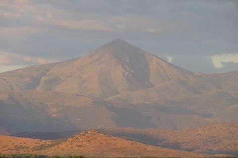 Mount Ossa, Nessonas, Greece