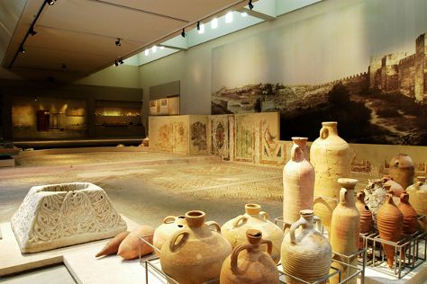 Museum of Byzantine Culture, Thessaloniki, Greece