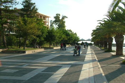 Nauplion Promenade, Nafplio, Greece