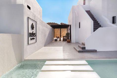 Nefes Spa & Bath, Mykonos, Greece
