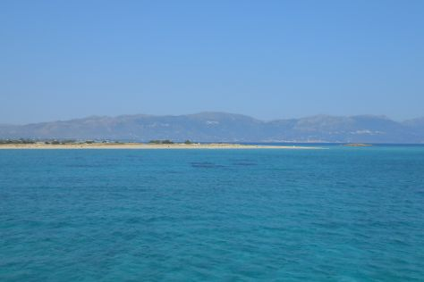 Pounta Beach, Elafonisos, Greece
