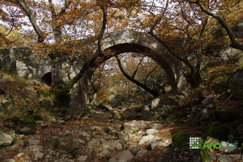 The Menalon Trail, Stemnitsa, Greece