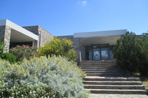 Natural History Museum of the Lesvos Petrified Forest, Sigri, Greece