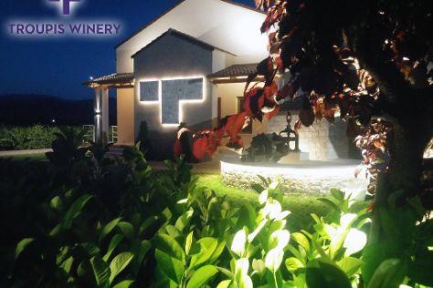 Troupis Winery, Tripoli, Greece