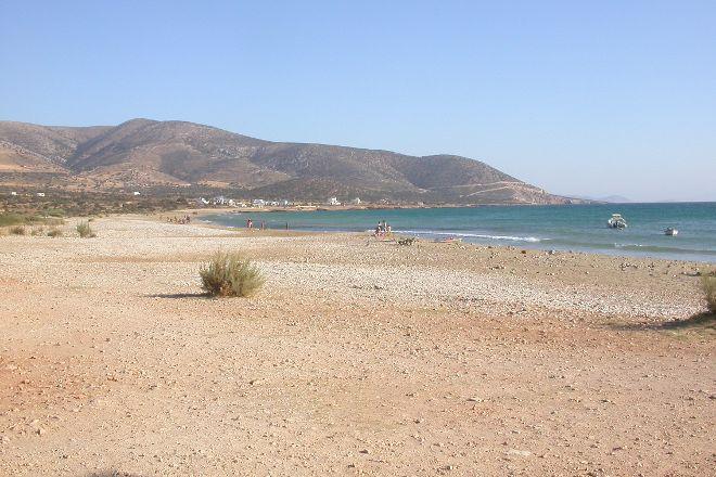 Agiassos Beach, Agiassos, Greece
