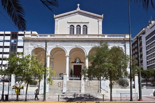 Agios Dionysios Areopagitis Church, Athens, Greece