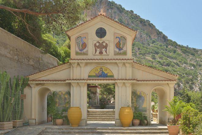 Agios Georgios Monastery, Selinari, Greece