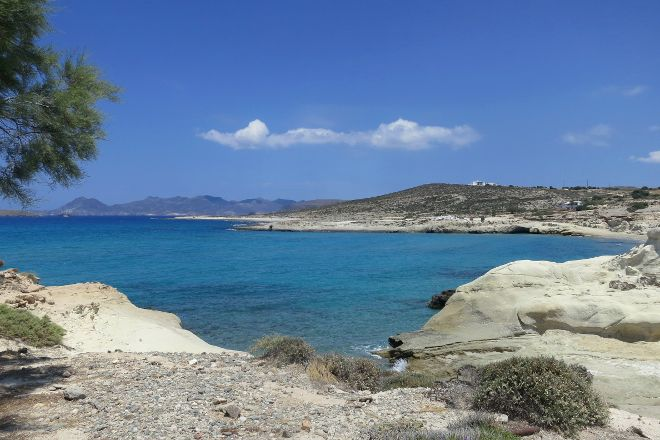 Alogomandra Beach, Milos, Greece