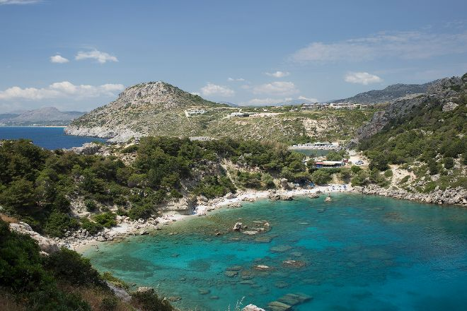 Anthony Quinn Bay, Faliraki, Greece