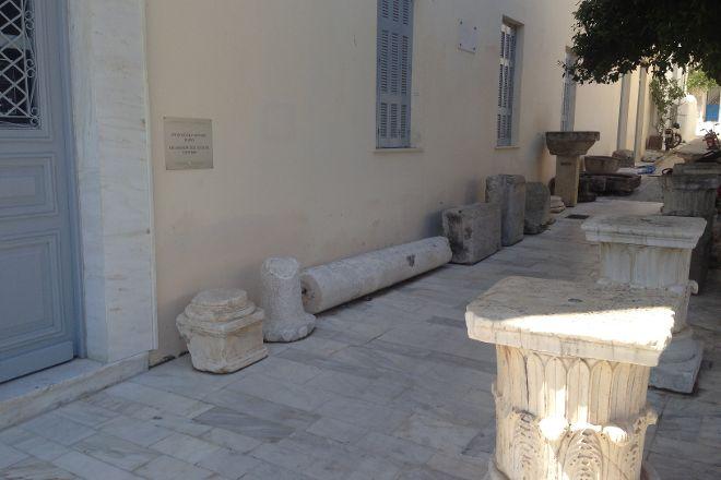 Archaeological Museum of Poros, Poros, Greece