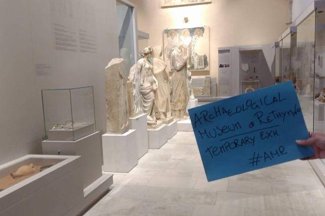 Archaeological Museum of Rethymno, Rethymnon, Greece
