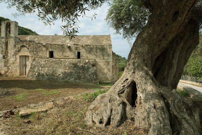 Archaeological Site of Azoires, Stilos, Greece