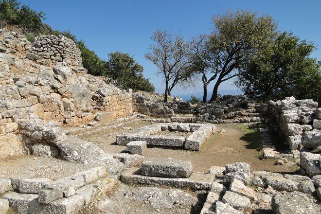 Archaia Poli tis Lato, Kritsa, Greece