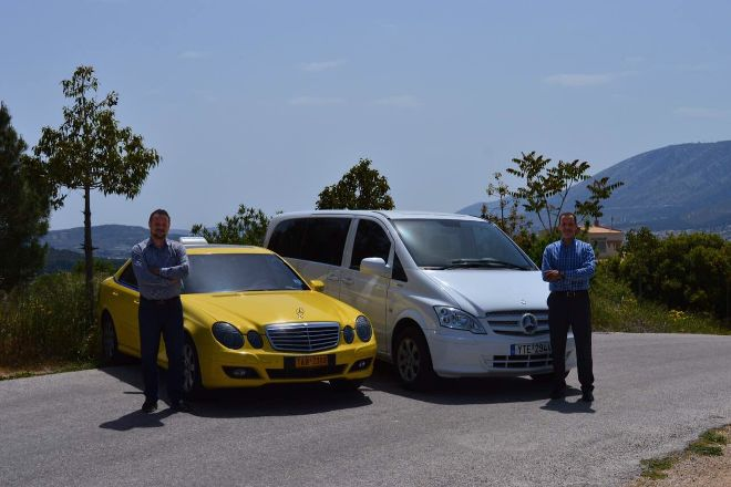 Astron Taxi Transfer &  Day Tours, Athens, Greece