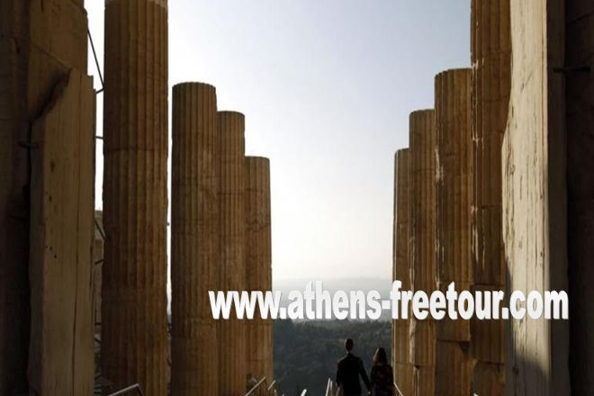 Athens Free Tour, Athens, Greece
